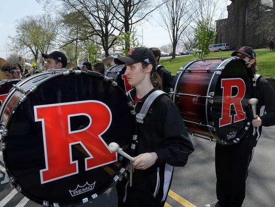 Thousands of people turned out to the 2018 Rutgers