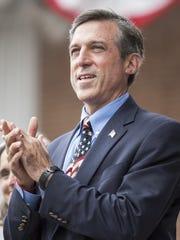U.S. Rep. John Carney, D-Delaware, attends an event