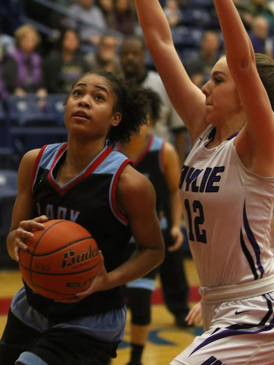 Wylie pulls away from Hirschi USE THIS ONE FIRST