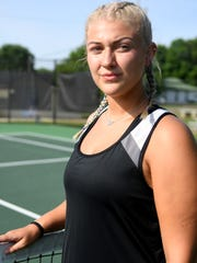 All-West Tennessee Girls' Tennis Player of the Year
