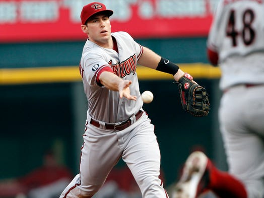 1. Arizona Diamondbacks first baseman Paul Goldschmidt appeared in 160 games last season, batting .302 with 36 home runs and 125 RBIs.