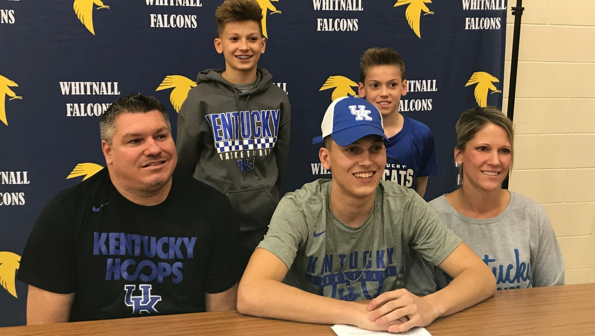 Tyler Herro move to Kentucky from Wisconsin suits pro pursuits