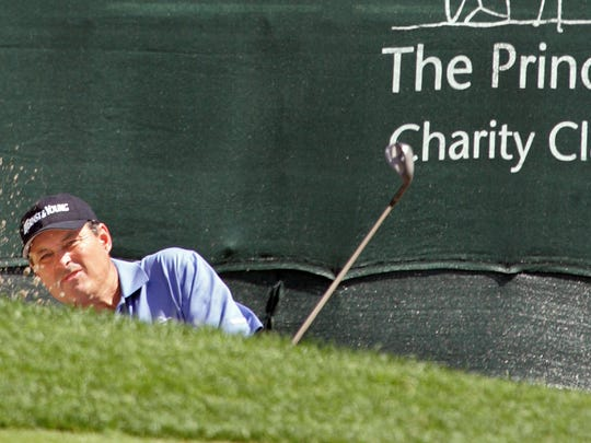 The Champions Tour's top golfers compete in the Principal Charity Classic in June.
