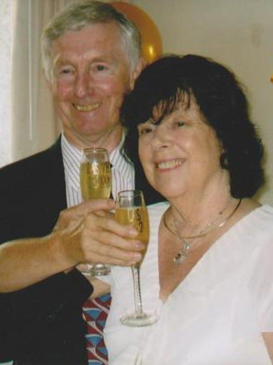 Anniversaries: LeRoy Thull & Dorothy Thull