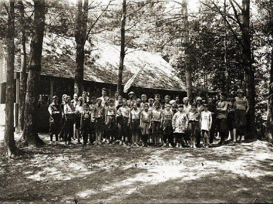 Camp Champlain Boys