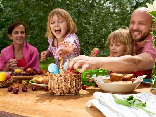 Easter activity for family