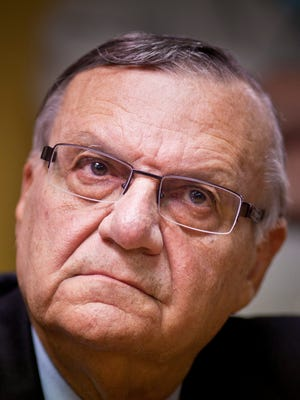 Maricopa County Sheriff Joe Arpaio denied any wrongdoing in 2011 in response to a U.S. Justice Department report that slammed his agency for rampant civil-rights violations.