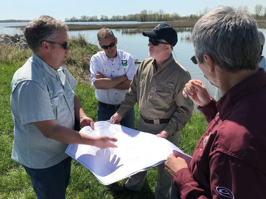 Ducks Unlimited works to protect coastal wetlands in southeast Michigan that provide a valuable buffer against pollutants entering Lake Erie.