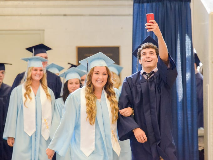 On Sunday River Valley held the graduation ceremony