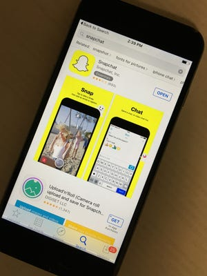 Just because a Snapchat image only appears for between 1 and 10 seconds, doesn't mean it can't be saved and shared widely on the Internet.