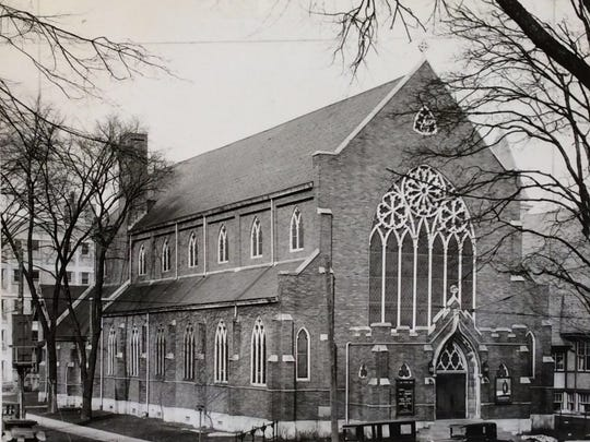 St. Paul's Episcopal Church, at 218 W. Ottawa St.