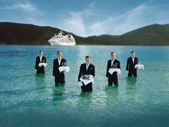 Feel the envy high end cruises in the caribbean for High end cruise lines