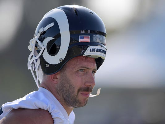 NFL: Los Angeles Rams Training Camp