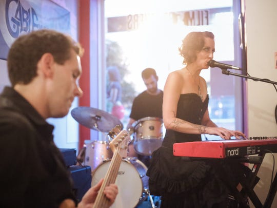 Noelle Picara will perform at Rainbow Records in Newark Saturday at 6 p.m. as part of Record Store Day.