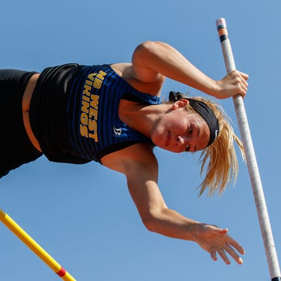 Track & Field: Woodland Conference Championships