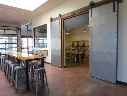 The Ventura Coast Brewing Co. taproom in downtown Ventura