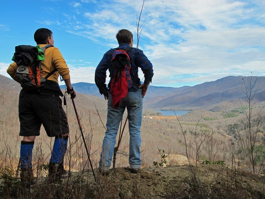 The Swannanoa Valley Museum begins its first Rim Hike