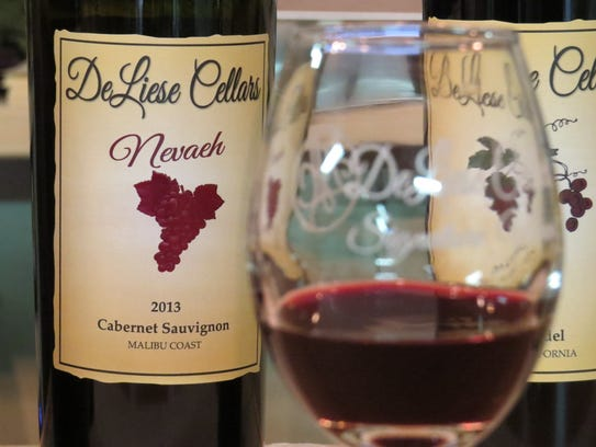 DeLiese Cellars launched with a field-blended cabernet