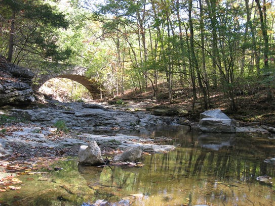 McCormick's Creek State Park, Spencer, Ind. (Provided
