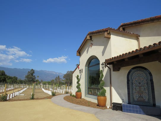 Already known for its wines, Topa Mountain Winery in