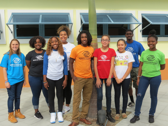2017 Youth of the Year candidates for Indian River
