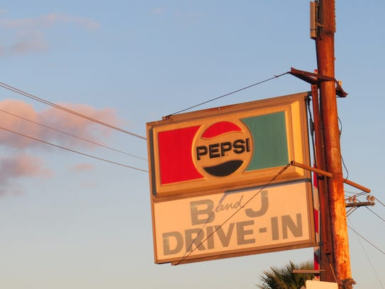 Located in Saticoy, B & J Drive-In earned its name