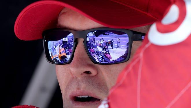 Scott Dixon won the Indianapolis 500 pole