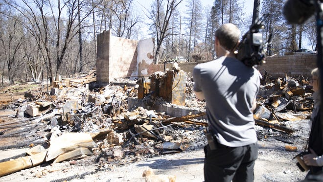 """Ron Howard's """"Rebuilding Paradise,"""" a documentary about California's devastating fire, premiered at this year's Sundance Film Festival. It's now scheduled to hit 70 markets nationwide via a mix of virtual and physical theatrical releases."""