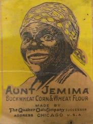 """""""Quaker Oats Aunt Jemima"""""""
