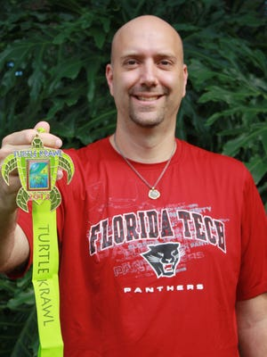 Mark Petrillo has resigned as the race director of the Turtle Krawl 5K.