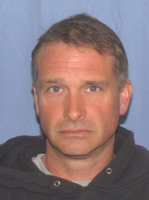 James Pinell, 47, of Lebanon, Ohio, was arrested Monday, Oct. 31, 2016, in connection to the pile of manure dumped in front of Democratic Party headquarters in Warren County, Ohio.