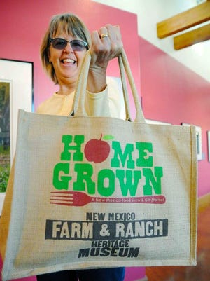 In partnership with the New Mexico Department of Agriculture, the New Mexico Farm & Ranch Heritage Museum hosts the annual HomeGrown: A New Mexico Food Show and Gift Market. The event's third year is set for Saturday and Sunday at the museum.