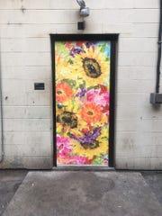"""Full Bloom"" by Connie Sandusky."