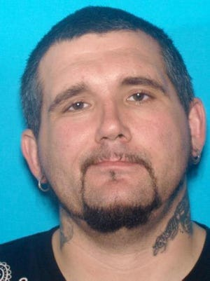 James Decoursey, 34, was wanted in connection with the fatal shooting of off-duty Kentucky police officer Phillip Meacham on Thursday, March 29, 2018. Decoursey was killed by law enforcement officials in Tennessee overnight.