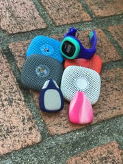 Trackers that were tested include: Jiobit, Relay, and