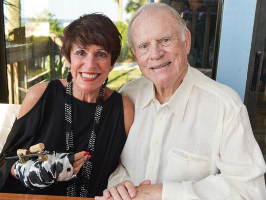 """Donna and Tom Regan attended the """"DRIVEN, the Ultimate"""