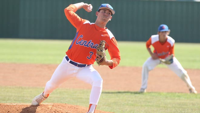 A starter since his freshman season, San Angelo Central High School senior Rance Rosas has played just about every position for the Bobcats. The Baylor University signee is moving to center field this coming spring.