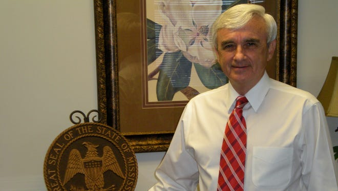 Stringer was the county administrator for 22 months.