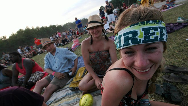 The popularity of the Firefly Music Festival brand in Delaware means plenty of piggy-backing by other music venues, festivals and even libraries.