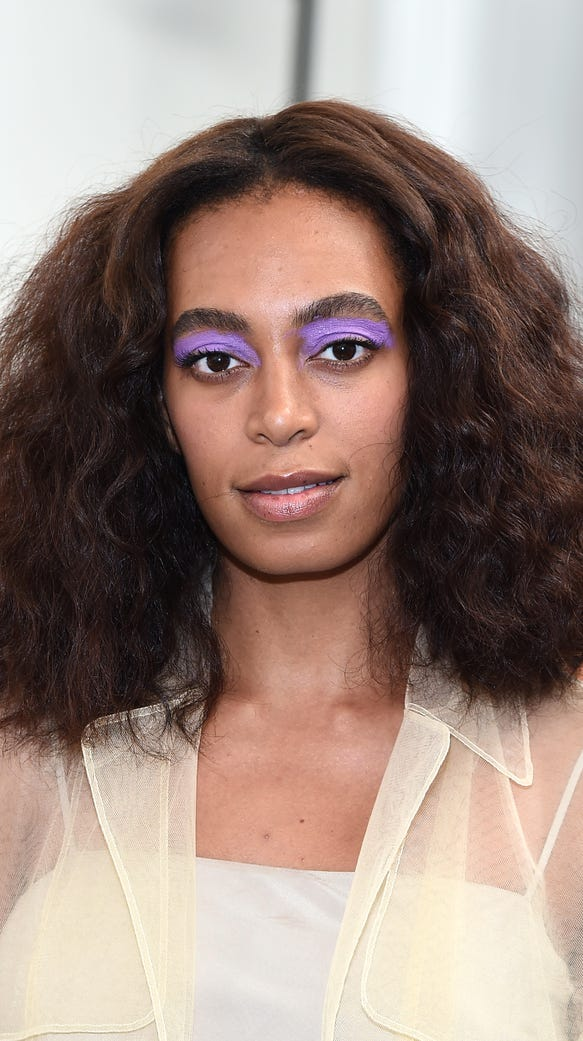 Solange Knowles Drops Surprise Album And Her Mom Tina Is