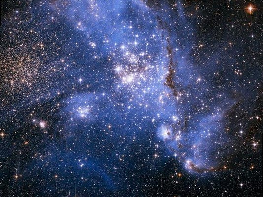 A satellite galaxy of the Milky Way, the Small Magellanic Cloud (SMC) is a wonder of the southern sky, a mere 210,000 light-years distant in the constellation Tucana.