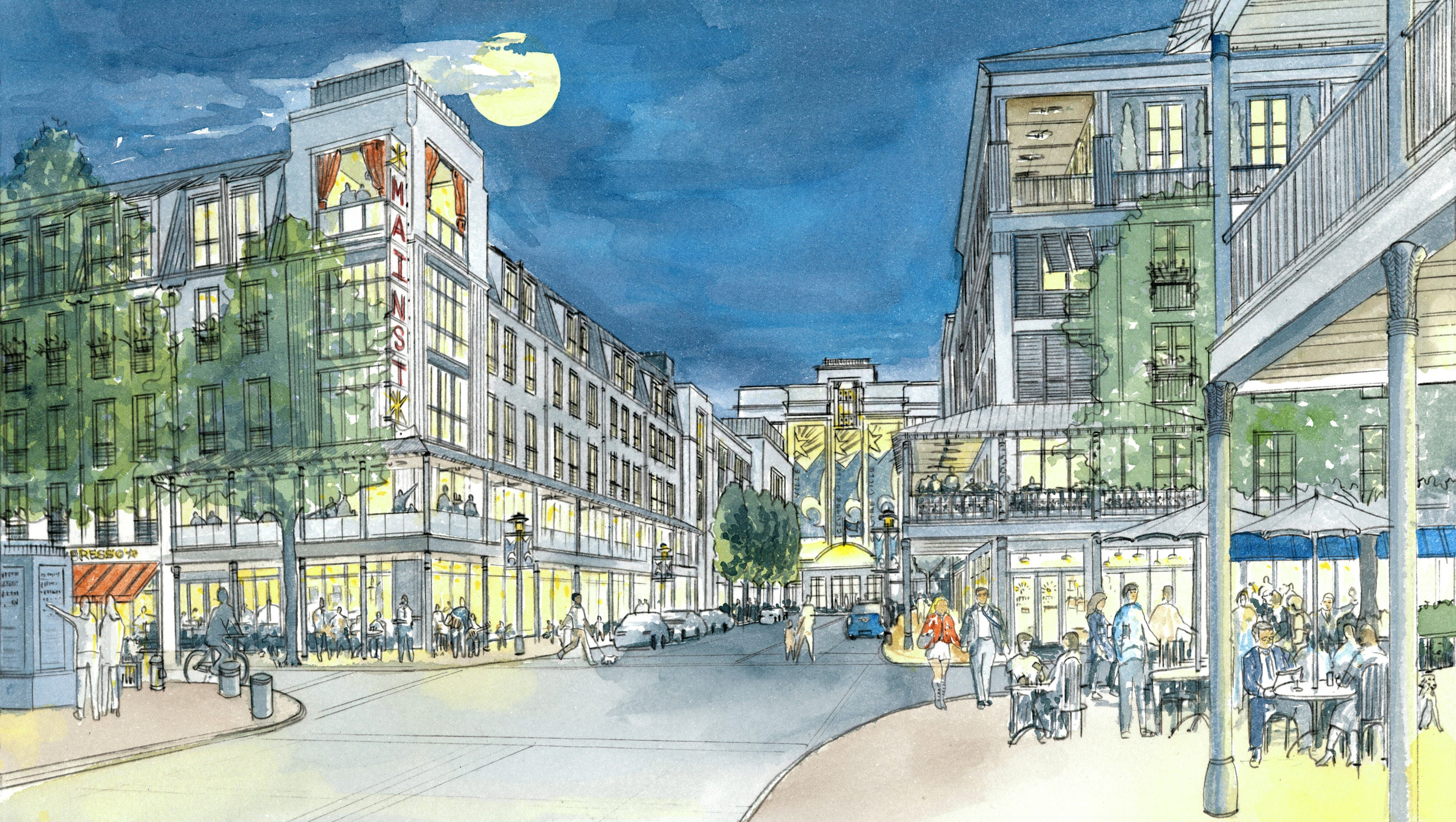 Can Downtown Lafayette Vision Become A Reality