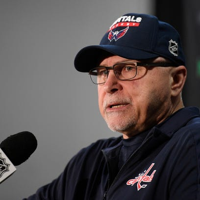 Nashville is all in for former Predators coach Barry Trotz as Capitals return to Stanley Cup Final