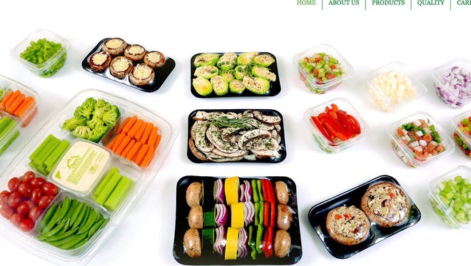 Packaged food products from Country Fresh, Inc.
