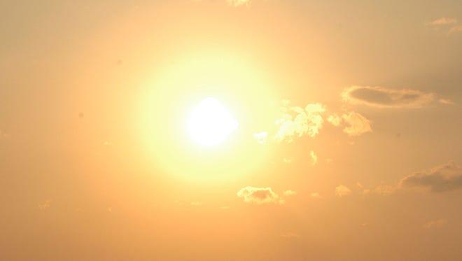 The sun is shown setting over the Ross Barnett Reservoir in this file photo.