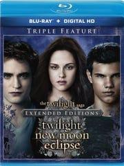 Kristen Stewart and Robert Pattinson star in 'The Twilight