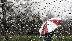 Freezing rain is expected to hit the Willamette Valley on Monday.