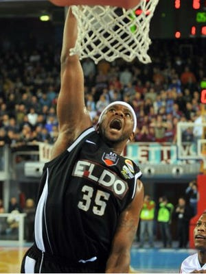 After leaving Tennessee in 2003 Ron Slay enjoyed a long professional basketball career in Europe.