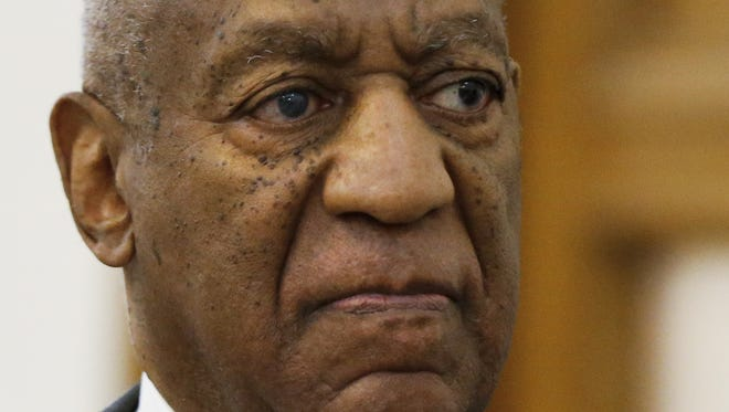 Bill Cosby on May 24, 2016, after preliminary hearing in criminal case in Norristown, Pa.