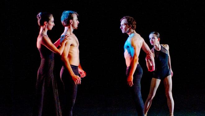 "Nashville Ballet presents the full-length debut of  ""Something Wicked,"" an interpretation of Shakespeare's ""Macbeth."""